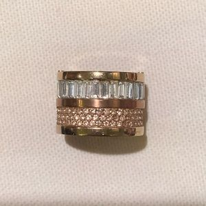 Michael Kors wide band ring